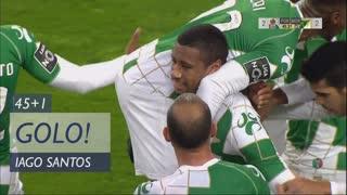 GOLO! Moreirense FC, Iago Santos aos 45'+1', FC Porto 2-2 Moreirense FC