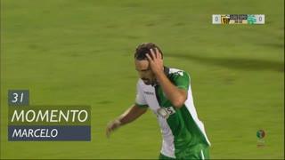 Sporting CP, Jogada, Marcelo aos 31'
