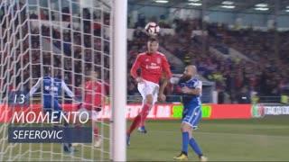 SL Benfica, Jogada, Seferovic aos 13'