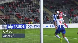 FC Porto, Caso, Manafá aos 38'