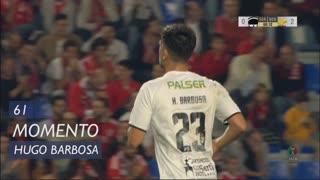 Sertanense, Jogada, Hugo Barbosa aos 61'