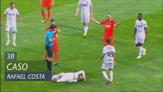 Boavista FC, Caso, Rafael Costa aos 38'