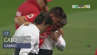 SL Benfica, Caso, Gabriel aos 17'