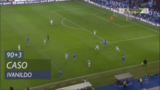 Moreirense FC, Caso, Ivanildo aos 90'+3'
