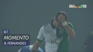 Sporting CP, Jogada, Bruno Fernandes aos 61'