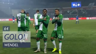 GOLO! Sporting CP, Wendel aos 64', CD Feirense 0-1 Sporting CP