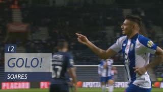 GOLO! FC Porto, Soares aos 12', FC Porto 1-0 Belenenses