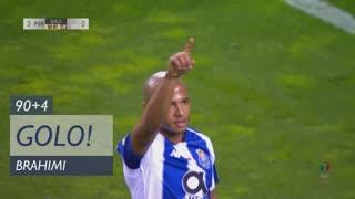 GOLO! FC Porto, Brahimi aos 90'+4', FC Porto 3-0 SC Braga
