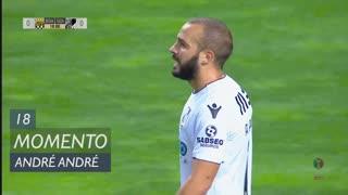 Vitória SC, Jogada, André André aos 18'
