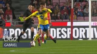 SL Benfica, Caso, Gabriel aos 37'