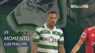 Sporting CP, Jogada, Luiz Phellype aos 29'