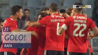GOLO! SL Benfica, Rafa aos 35', Sertanense 0-1 SL Benfica