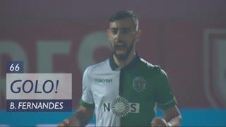 GOLO! Sporting CP, Bruno Fernandes aos 66', CD Feirense 0-2 Sporting CP