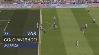 FC Porto, Golo Anulado, Marega aos 23'