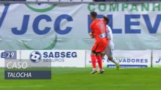 Boavista FC, Caso, Talocha aos 29'