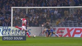 SC Braga, Jogada, Dyego Sousa aos 53'