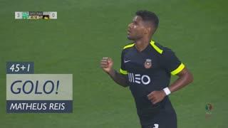 GOLO! Rio Ave FC, Matheus Reis aos 45'+1', Sporting CP 3-1 Rio Ave FC
