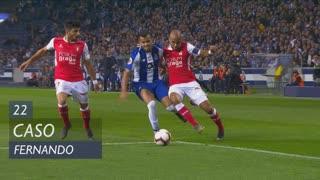 FC Porto, Caso, Fernando aos 22'