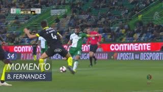 Sporting CP, Jogada, Bruno Fernandes aos 54'