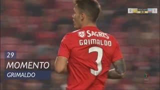 SL Benfica, Jogada, Grimaldo aos 29'