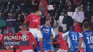 SL Benfica, Jogada, Seferovic aos 11'
