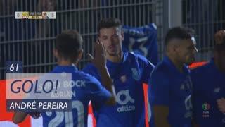 GOLO! FC Porto, André Pereira aos 61', Vila Real 0-5 FC Porto