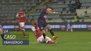 SC Braga, Caso, Fransérgio aos 24'