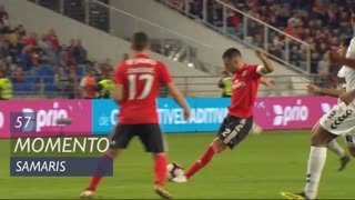 SL Benfica, Jogada, Samaris aos 57'