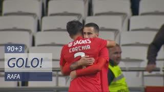 GOLO! SL Benfica, Rafa aos 90'+3', SL Benfica 2-1 FC Arouca