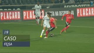 SL Benfica, Caso, Fejsa aos 19'