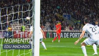 Boavista FC, Jogada, Edu Machado aos 26'