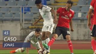 SL Benfica, Caso, Jonas aos 45'