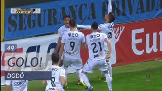 GOLO! Vitória SC, Dodô aos 49', Boavista FC 0-1 Vitória SC