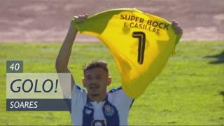 GOLO! FC Porto, Soares aos 40', Sporting CP 0-1 FC Porto