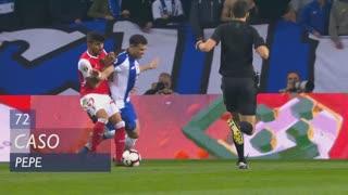 FC Porto, Caso, Pepe aos 72'