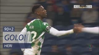 GOLO! Moreirense FC, Heri aos 90'+2', FC Porto 4-3 Moreirense FC