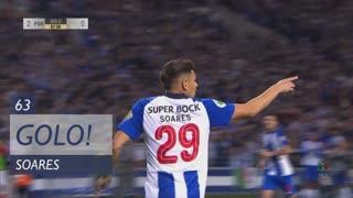 GOLO! FC Porto, Soares aos 63', FC Porto 2-0 SC Braga