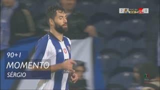 FC Porto, Jogada, Sérgio aos 90'+1'