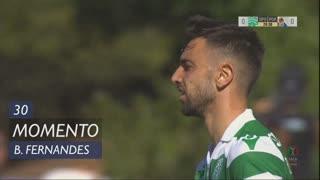 Sporting CP, Jogada, Bruno Fernandes aos 30'