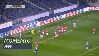 FC Porto, Jogada, Pepe aos 18'