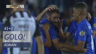 GOLO! FC Porto, Adrián aos 45'+1', Vila Real 0-3 FC Porto