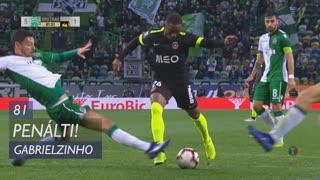 Rio Ave FC, Penálti, Gabrielzinho aos 81'