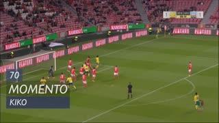 FC Arouca, Jogada, Kiko aos 70'