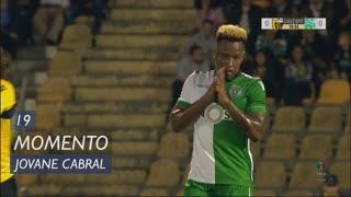 Sporting CP, Jogada, Jovane Cabral aos 19'