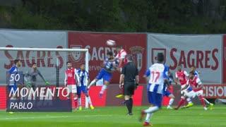 SC Braga, Jogada, Pablo aos 50'