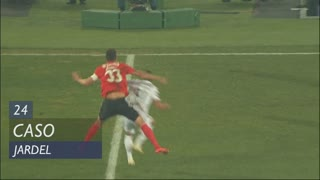 SL Benfica, Caso, Jardel aos 24'