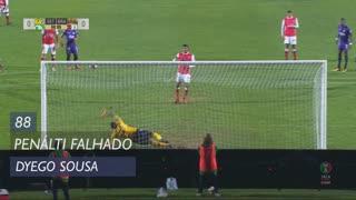 SC Braga, Jogada, Dyego Sousa aos 88'