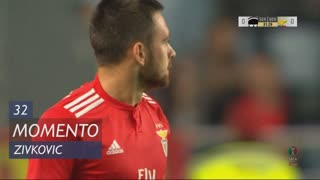 SL Benfica, Jogada, Zivkovic aos 32'