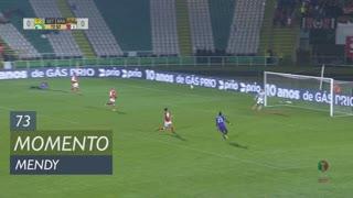 Vitória FC, Jogada, Mendy aos 73'