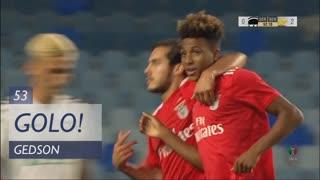 GOLO! SL Benfica, Gedson aos 53', Sertanense 0-2 SL Benfica